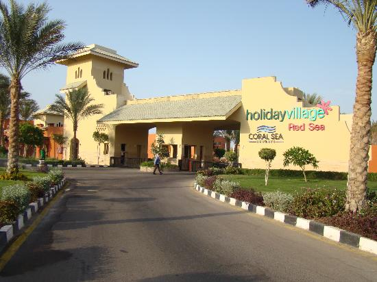 Coral Sea Holiday Village: Good Impressions right from the word go