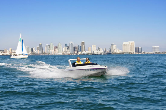 San Diego Speed Boat Adventures
