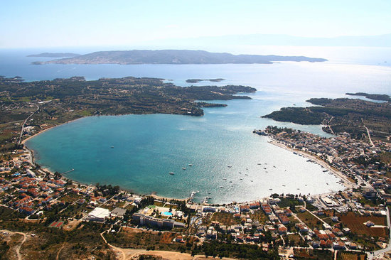 Porto Heli port and town in Argolida, Greece