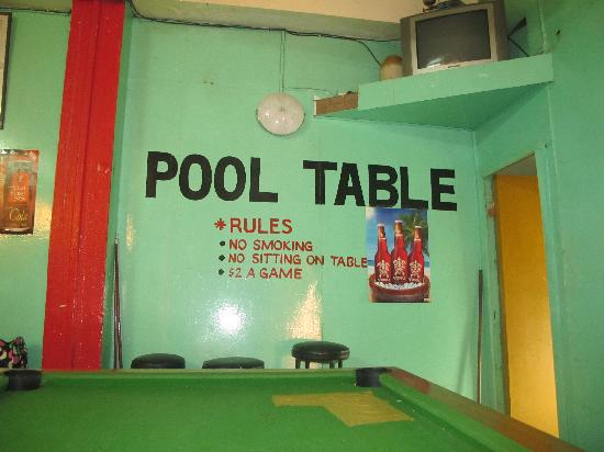 Nadi Downtown Hotel: Rules