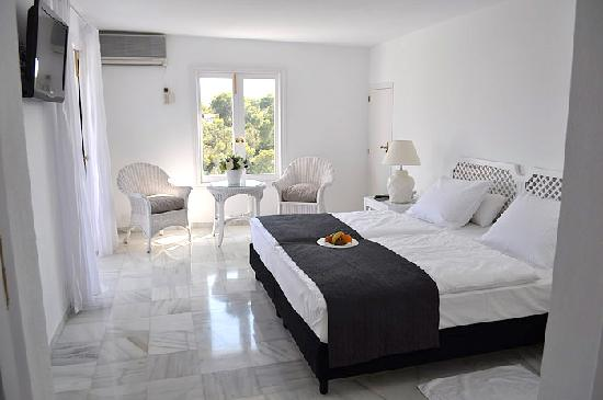 Sant Josep, Spain: Suite bedroom