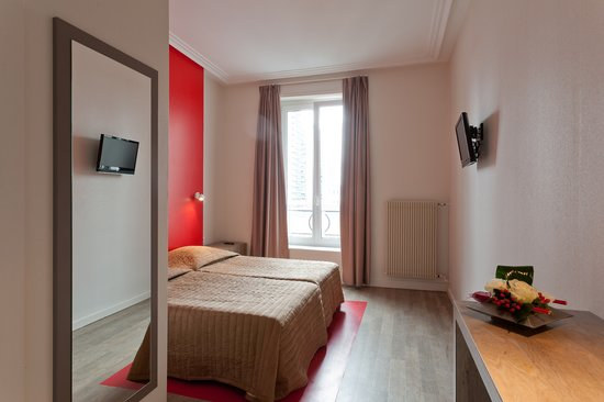Coeur de City Hotel Nancy Stanislas