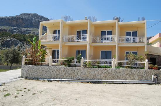stegna bay apartments - picture of stegna  rhodes