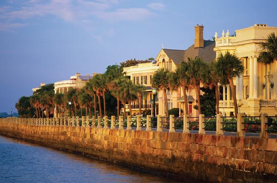 , : The Battery, Charleston, SC