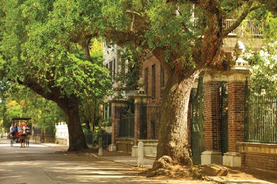 Legare Street, Charleston, SC