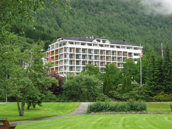 Photo of Hotel Alexandra Stryn