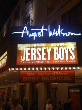 Photos of Jersey Boys, New York City