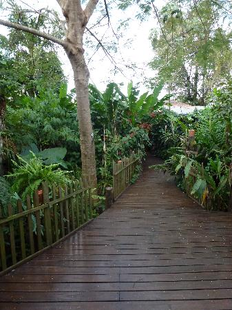 Secret Garden Iguazu B&B: The Secret Garden