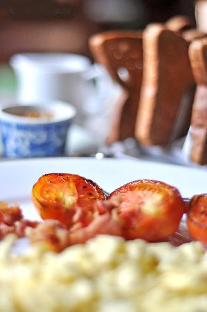 Galle Fort Hotel: Delightful breakfast