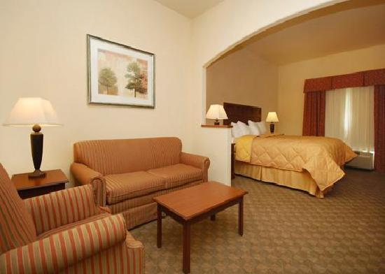 Comfort Inn & Suites Glen Rose: Suites