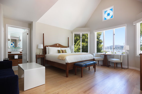 Photo of Casa Madrona Hotel and Spa Sausalito