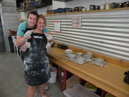 McCall Pottery Center