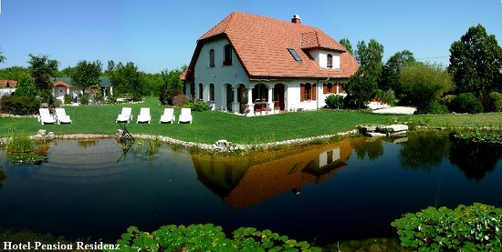 Photo of Hotel-Pension Residenz am Plattensee Balatonakali
