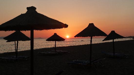 Candia Maris Resort & Spa Crete: Sonnenaufgang
