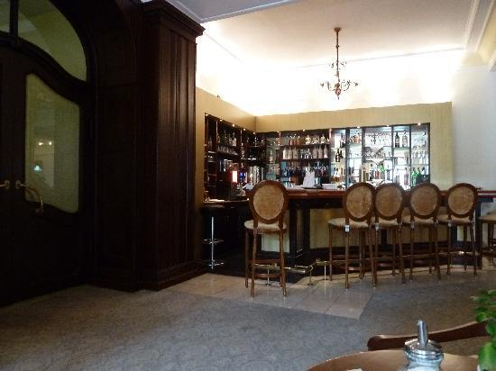 Bad Kissingen, Germany: Central Lounge