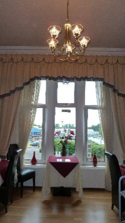 Huntingdon House Hotel: dining room