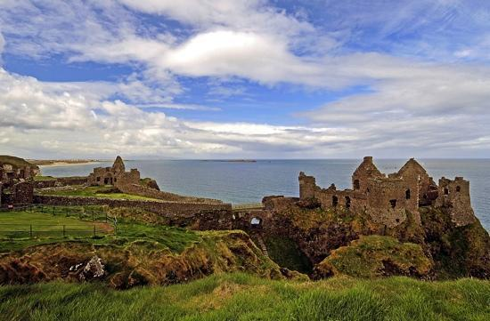 Photos of Dunluce Castle, Portrush