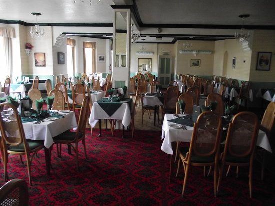 The Osborne Hotel: Dining room