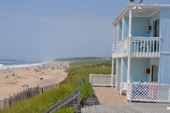 Ocean Surf Resort: View from the deck
