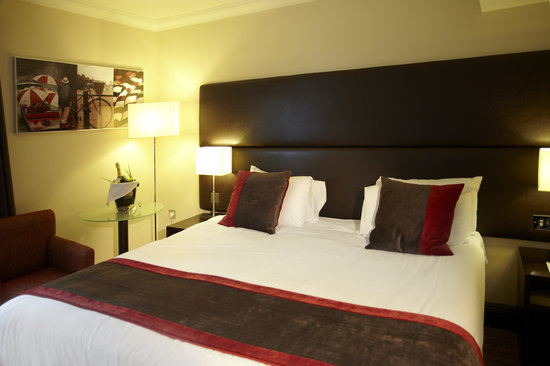 BEST WESTERN PLUS The Gonville Hotel: BEDROOM