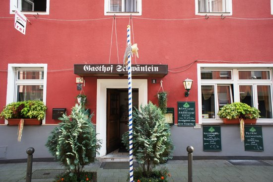Gasthof-Pension Zum Schwaenlein