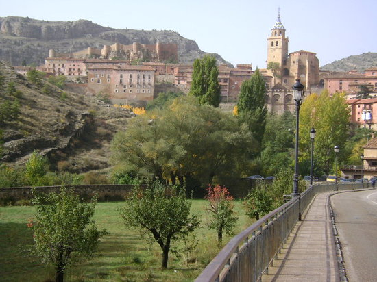 Albarracn, Teruel.
