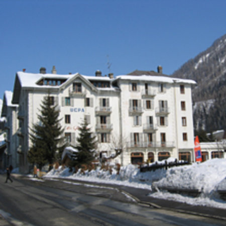 UCPA Argentiere