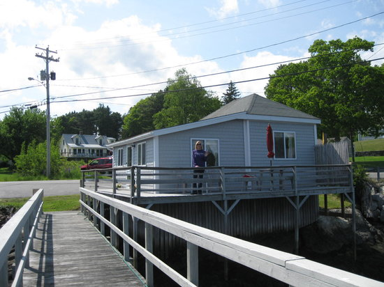 Thompson Cottages : Dockside Cottage 