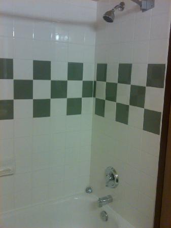 Super 8 Motel Grimsby: Shower / Bath