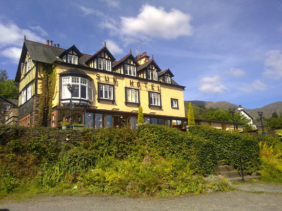 The Sun Coniston: The hotel