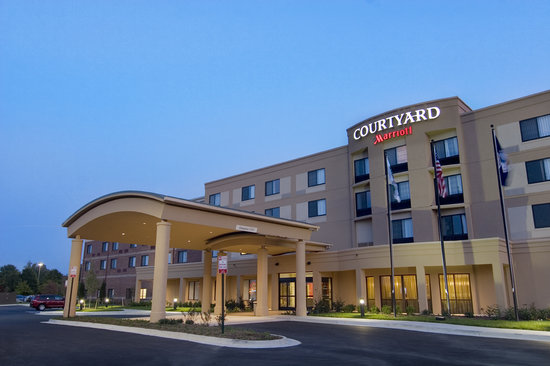 ‪Courtyard by Marriott Richmond North/Glen Allen‬