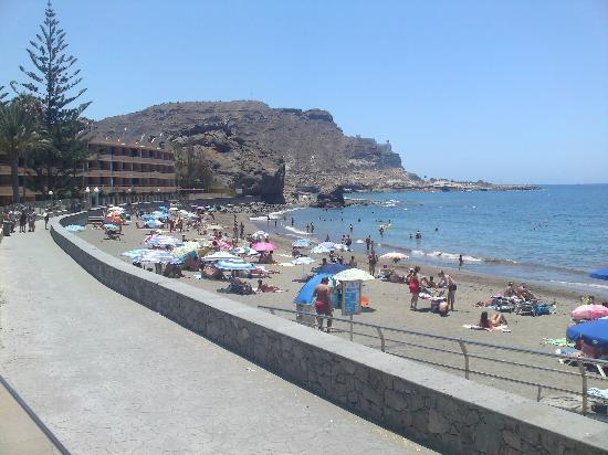 Playa de Cura, Espagne : the beach