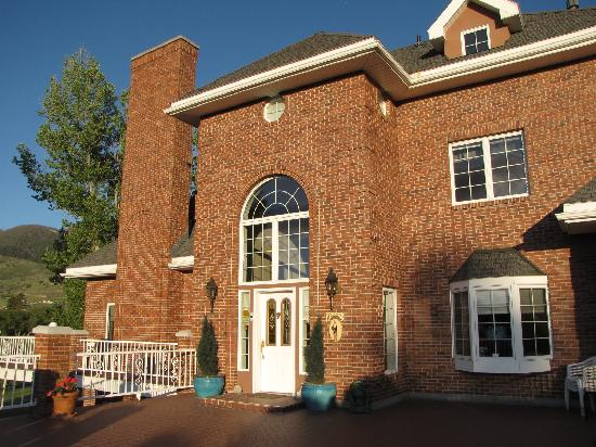 Classic Red Brick Exterior Arched Window Picture Of