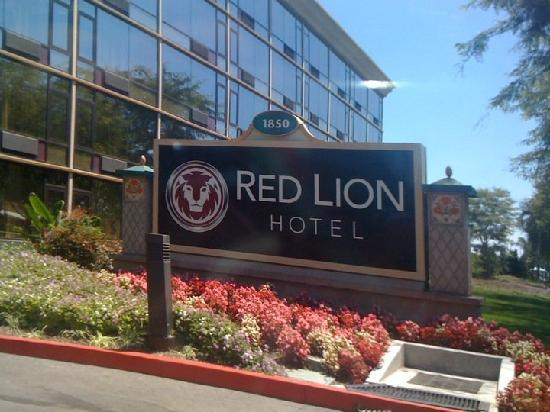 microwave safe coffee pot picture of red lion hotel. Black Bedroom Furniture Sets. Home Design Ideas