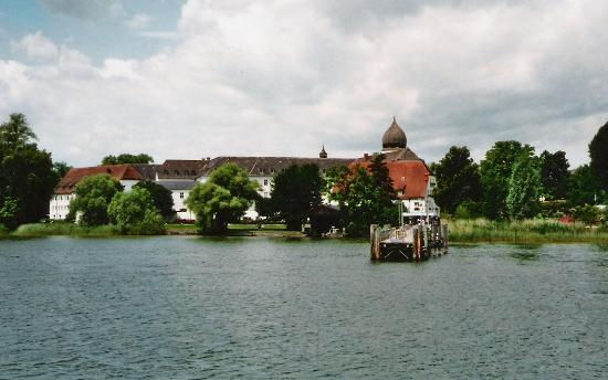 Fraueninsel im Chiemsee