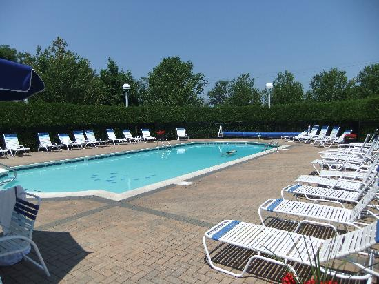 Bar Harbor Motel: The pool