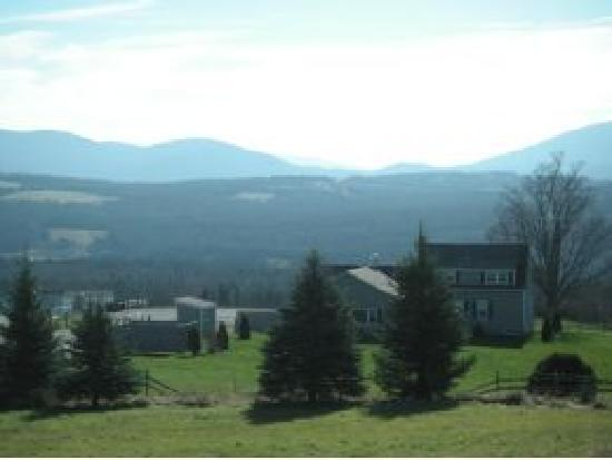 Notch View Inn: Our Property from above