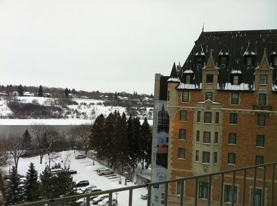 Four Points by Sheraton Saskatoon: view from room