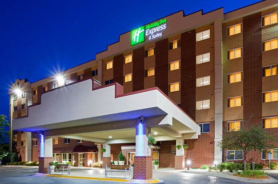 Holiday Inn Express Hotel & Suites Bloomington / Airport / Mall of America: Holiday Inn Express Minneapolis Airport - Mall Area
