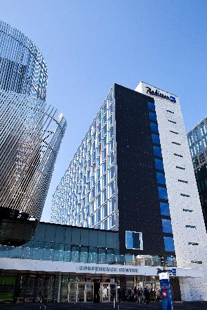 Radisson Blu Waterfront Hotel