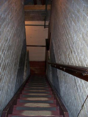 Secret passage - Picture of Casa Loma, Toronto
