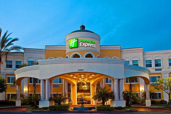 Holiday Inn Express Garden Grove Orange County Hotel Reviews Tripadvisor