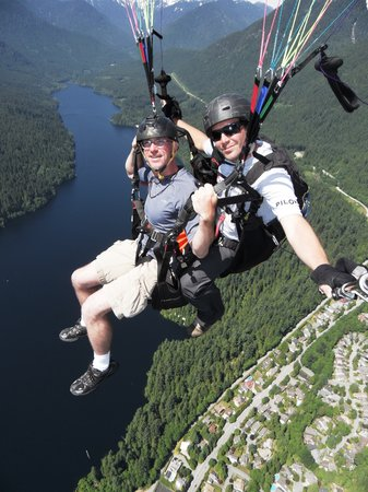North Shore Paragliding