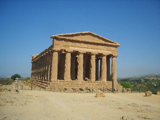 Photos of Temple of Concord, Agrigento