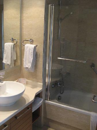 Small but compact bathroom picture of atlantica oasis for Small bathroom oasis