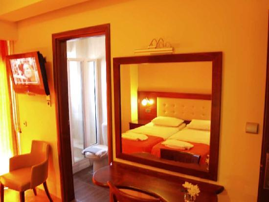 Hotel Filoxenia: Double room
