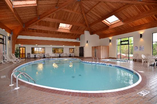 Comfort Inn & Suites Branson Meadows: Indoor Pool