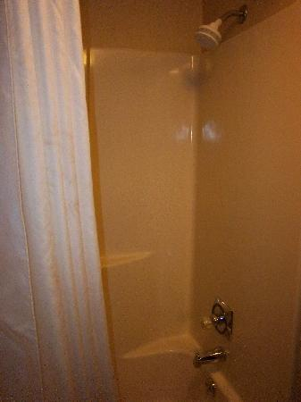 Comfort Inn Aikens Center: Shower