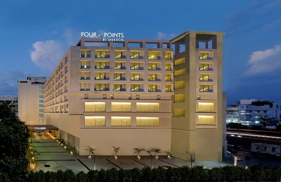 Four Points by Sheraton Jaipur: Exterior