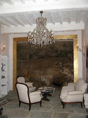 Bed & Breakfast Antiche Mura : La saletta comune